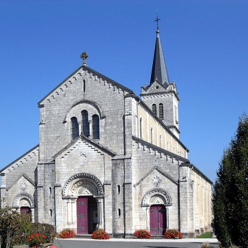 eglise saint laurent de bermont