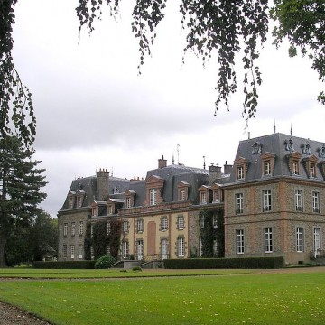 chateau de chantepie