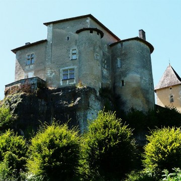 chateau de ramefort