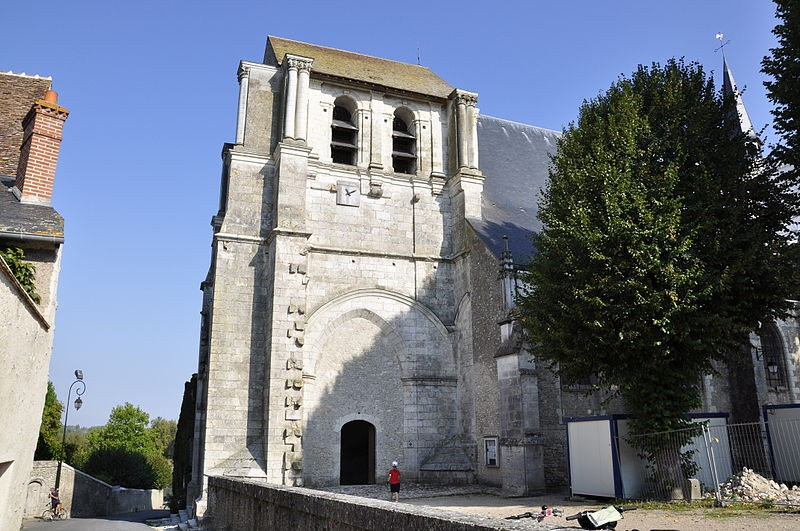 Photo de Église Saint-Dyé de Saint-Dyé-sur-Loire