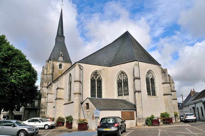 Photo de Église Saint-Gervais-et-Saint-Protais d'Onzain