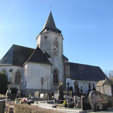 Église Saint-Laurent d'Alette