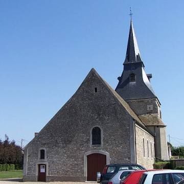 eglise saint pierre de garancieres