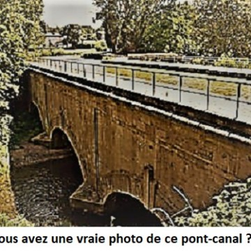canal du midi pont canal d ayguesvives