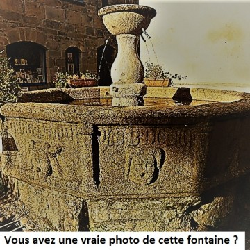 fontaine de pourrieres