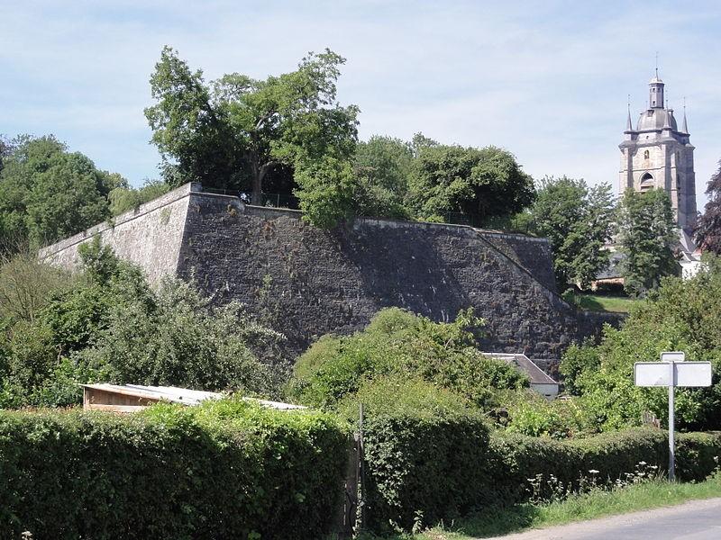 Photo de Fortifications d'Avesnes-sur-Helpe