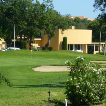 Golf de Beauvallon à Grimaud