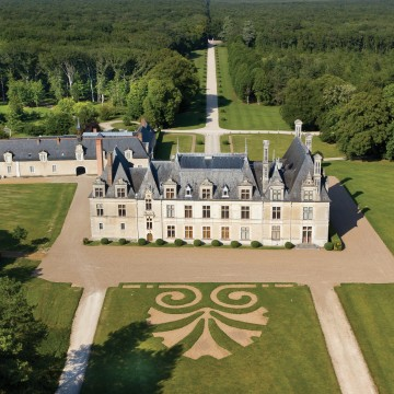 chateau de beauregard a cellettes
