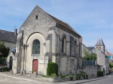 Photo de Prieuré de Saint-Ouen