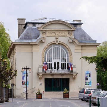 theatre municipal de coulommiers