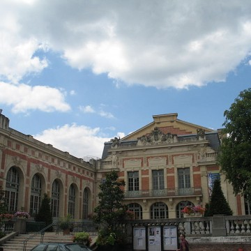 theatre municipal de fontainebleau