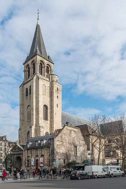 Photo de Abbaye de Saint-Germain-des-Prés
