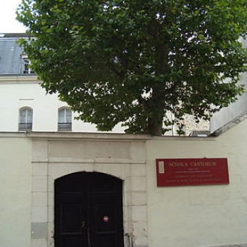 schola cantorum de paris