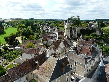 Photo de Montrésor : plus beau village de l'Indre-et-Loire