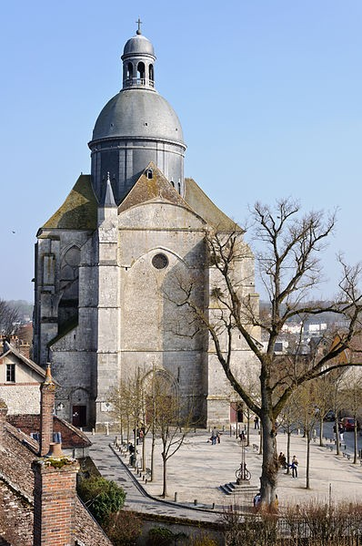 Photo de Collégiale Saint-Quiriace de Provins
