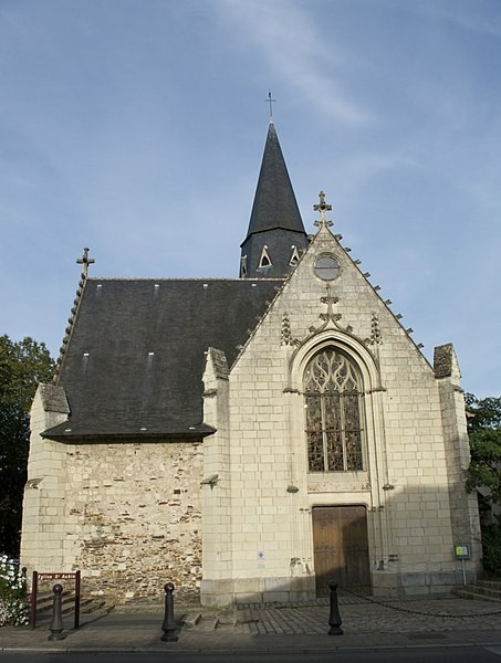 Photo de Église Saint-Aubin des Ponts-de-Cé