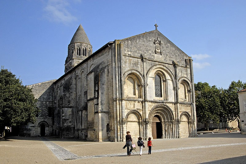 Photo de Église Sainte-Marie de Saintes