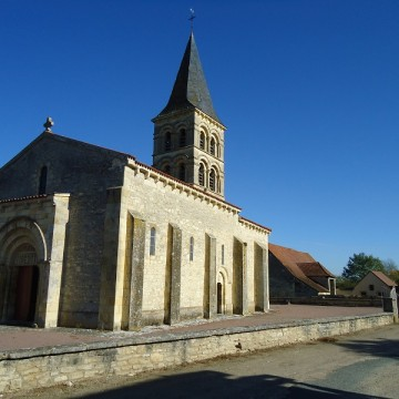 eglise saint julien de mars sur allier