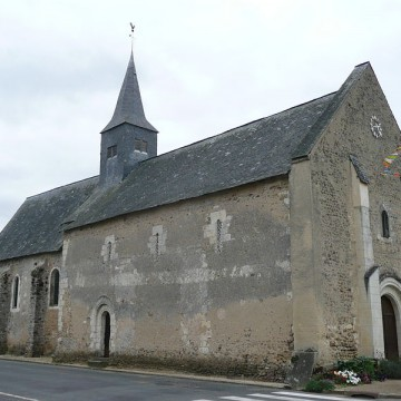 eglise saint martin de beauvau