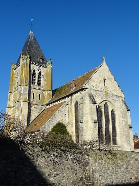 Photo de Église Saint-Martin d'Ermenonville
