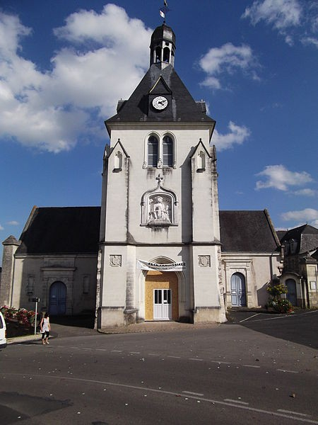 Photo de Église Saint-Pierre d'Ancenis