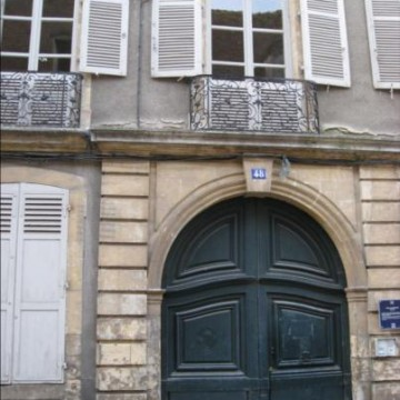 hotel tiersonnier a nevers